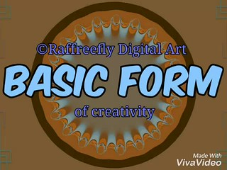 Basic form of creativity by ©Raffreefly#youtube #basic  #form #raffreefly #artemoderna #Artecontemporanea #artedigitale