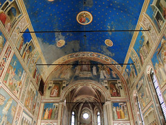 Cappella degli Scrovegni - Padova 1 (anto_gal) Tags: veneto padova 2018 cappella scrovegni affreschi giotto pittura