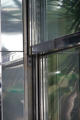 2018-04-FL-183646 (acme london) Tags: barcelona facade fira hotel hotelrestaurant jeannouvel renaissancehotelfira restaurant slidingglass spain