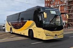 York Pullman - YX18LLW (Transport Photos UK) Tags: scarborough transportphotosuk adamnicholson plaxton coach rufforth yorkshire york yorkpullman blackpool ukcoachrally2018 adamnicholsontransport photos uk transport