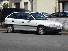 1993 Vauxhall Astra 1.8 CD 16v (Neil's classics) Tags: vehicle 1993 vauxhall astra 18 cd 16v