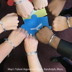 Talent Team Bracelets TSR copy