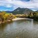 Pokororo Footbridge, Motueka Valley