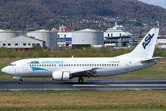 EI-STA_08 (GH@BHD) Tags: eista boeing 737 737300 b737 b733 733 asl aslairlines aslairlinesireland bhd egac belfastcityairport airliner aircraft aviation