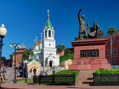 Nizhny Novgorod 28 ©  Alexxx Malev