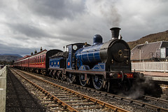 Caledonian Railway (mattjspencer) Tags: steam train scotland cr caledonian railway coach