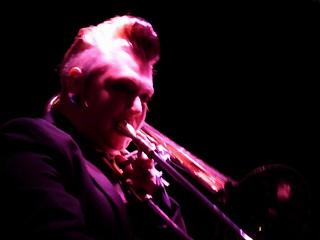 un trombone molto rock