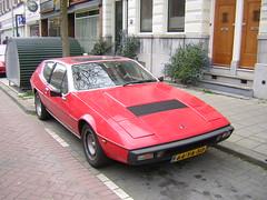Lotus Elite 3500 V8 (02 06 1976) (brizeehenri) Tags: lotus elite 1976 64ya50 rotterdam