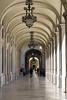 down the aisle (D-j-L) Tags: lisboa portugal pt lisbon arcodaruaaugusta arcade wedding brideandgroom archway tiles canon g7x g7xmarkii