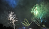 new year! (adamghadiri) Tags: newyear fireworks night summer water colours sydney operahouse