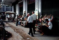 Saigon, Vietnam, October 1967. (Linh Yoshimura) Tags: saigon vietnamwar 1967