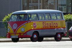Sinalco Bully (captain_joe) Tags: car auto vw vwbus bully t1 volkswagen sinalco vintage oldtimer