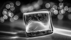 Ice - 5142 (YᗩSᗰIᘉᗴ HᗴᘉS +15 000 000 thx) Tags: ice monochrome bokeh creative blackandwhite dynamic hensyasmine namur belgium europa aaa namuroise look photo friends be wow yasminehens interest intersting eu fr greatphotographers lanamuroise tellmeastory flickering macro