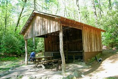 Curley Maple Gap Shelter (greer82496) Tags: curley maple gap shelter appalachian