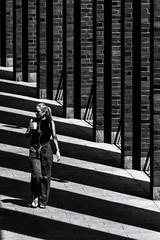 \\\\\IIIII (michael_hamburg69) Tags: hamburg germany deutschland hansestadt lines curves monochrome amalsterfleet standpunktslamatjenbrücke ziegel arkadengang säulen