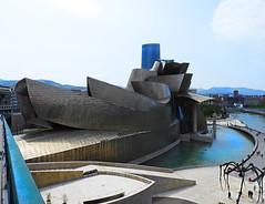 Guggenheim Museum Bilbao Spain (die Augen) Tags: guggenheim museum bilbao