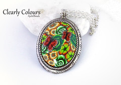 https://www.clearly-colours.com/ (Clearly colours) Tags: handmade howto holliday trip tutorial polymer polymarclayhandmadebeads beads mother for her art gallery oneofakind univers unique fashion vogoue catwalk model accessories