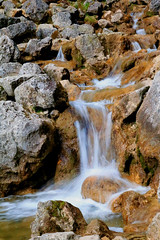 Mini Cascades [explore 27.04.18] (mandysp8) Tags: eos canon cascades uk ravine malham gorge rock yorkshiredalesnationalpark limestone
