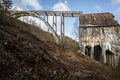 Old copper mine (Helena Normark) Tags: løkken løkkengruve mine coppermine oldmine sørtrøndelag norway norge ricohgr gr
