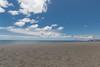 cloud keeper (Rasande Tyskar) Tags: fuerteventura islascanarias canaryislands kanarischeinseln tarajalejo beach strand playa sky himmel ciel clouds wolken sand minimal tor goal lonely