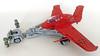 "Me-163B ""Komet"" + Scheuch-Schlepper - Step 2 (John C. Lamarck) Tags: lego jet fighter plane aircraft avion ww2 rocket interceptor"