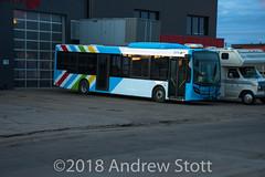 WOOSH (awstott) Tags: bus midi woosh new flyer transit newflyer md35 edmonton alberta canada ca