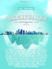 Cosmopolitan {Round 21/6} 7th - 19th May Banner (Corina Wonder (Cosmopolitan Events)) Tags: cosmopolitan cosmo event secondlife sl