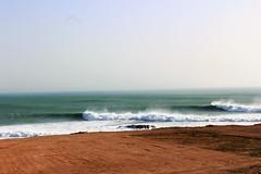 Vagues & Spot Boilers, Maroc. (Sush DG) Tags: kitesurf soleil sable sand sun holliday photographe photos pics surfeur bodyboard pictures water eau taghazout vagues waves maroc surf