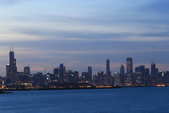 Chicago Skyline, Small Business Week (Symbiosis) Tags: chicagoskyline chicagoil smallbusinessweek