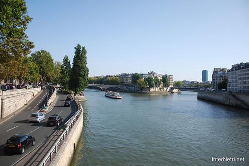 Париж Сена InterNetri  France 108