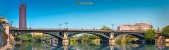 Puente de Triana - Sevilla (PictureJem) Tags: puente triana sevilla rio agua paisaje urbano ciudad bridge river water landscape cityscape city