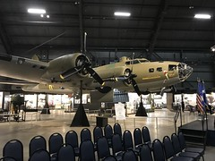 Ohio - Memphis Belle dedication National Museum of the US Air Force (Jim Strain) Tags: jmstrain b17 bomber usaf us air force worldwarii memphisbelle