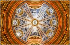 San Francisco, el Grande. (Totugj) Tags: nikon d5100 san francisco el grande iglesia igreja interior cúpula église church chiesa madrid europa europe españa