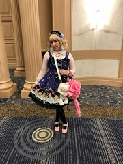 Lovely Lolita (blueZhift) Tags: animecentral2018 acen 2018 cosplay anime manga comics videogames costume cartoons scifi fantasy