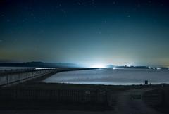 Night light (Andy & Helen :-) :)) Tags: staffordshire blithfieldreservoir night longexposure stars lights