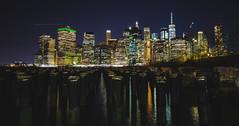 Lower Manhattan (ByteForByte) Tags: newyork newyorkcity brooklyn brooklynbridgepark manhattan lowermanhattan nyc ny
