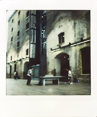 Table tennis (Ade968) Tags: instax instaxsquare lomosquare
