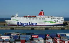 18 04 28 Stena Europe Rosslare (1) (pghcork) Tags: rosslare stenaline stenaeurope ferry ferries wexford ireland 2018