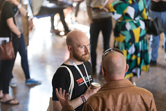 at TEDxExeter 2018 in the University of Exeter Great Hall (TEDxExeter) Tags: tedxexeter exeter tedx tedtalks ted audience tedxevent speakers talks exeternorthcott northcotttheatre devon crowd inspiring exetercity tedxexeter2017 england eng