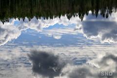небо в воде (snd2312) Tags: finland suomi kouvola spring kevät vappu