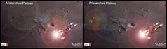 Brian_NASA_Moon Screen Capture 3_041018_X (starg82343) Tags: 3d brianwallace crossview xview stereoscopy space nasa moon screengrab conversion spacecraft digitalmanipulation 3dstereo