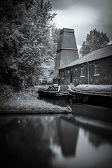 Keppel (Alan E Taylor) Tags: architecture atmospheric bw blackwhite blackandwhite boat building canal dark dramatic england europe fineart industrial industry lightroom mono monochrome narrowboat noiretblanc seleniumtone skylum skylumtonalityck stokeontrent tourism tourist travel trentandmersey uk unitedkingdom water britain british ceramic english heritage old gb le long exposure lee big stopper