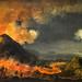 Eruption of Vesuvius - Pierre-Jacques Volaire
