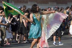 DC Funk Parade 2018 (dckellyphoto) Tags: dcfunkparade2018 funkparade washingtondc districtofcolumbia 2018 ustreet parade funk music brazil flag woman
