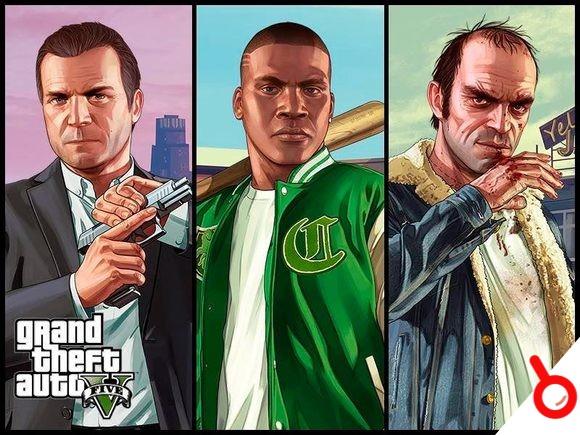 Take-Two第四季度財報公開 《GTA5》銷量達9500萬