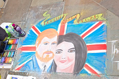 Good Luck Prince Harry and Meghan Markle in 2018, From Worcester Uk (Duckwailk 2017) Tags: goodluck princeharry meghanmarkle 2018 worcester uk nikon fromtony