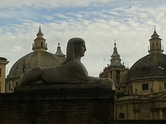 roma (martapenn) Tags: myth statua power view art antiquities animal rome capital