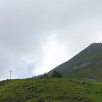 Cross @ Pointe de Vélan @ Hike to Pointe de Vélan thumbnail