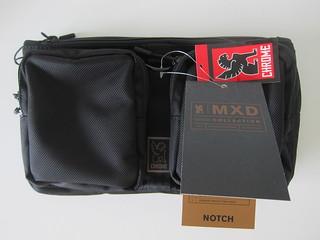 Chrome MXD Notch All Black