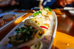 Artichokes (Mark Griffith) Tags: dinner mattsinthemarket pikeplacemarket seattle sonyrx1m2 washington 20180512dsc01740